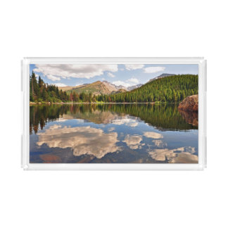 Bear Lake. Colorado. Acrylic Tray