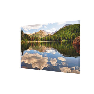 Bear Lake. Colorado. Canvas Print