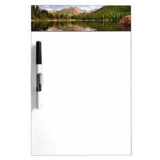 Bear Lake. Colorado. Dry Erase Board