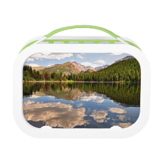 Bear Lake. Colorado. Lunchbox