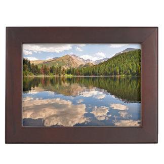 Bear Lake. Colorado. Memory Boxes