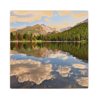 Bear Lake. Colorado. Wood Coaster