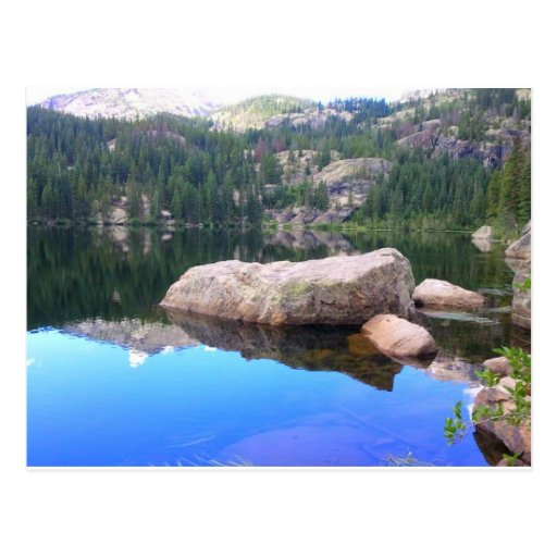 Bear Lake Postcards