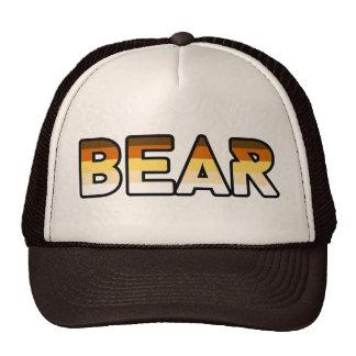 Bear Logo Gear 2 Cap