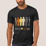 Bear Love is Love distressed