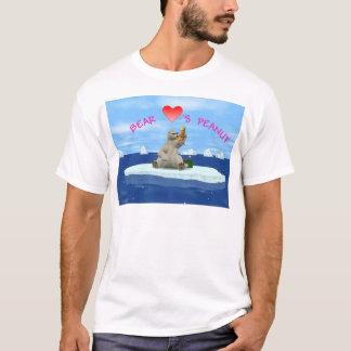 bear loves peanut T-Shirt