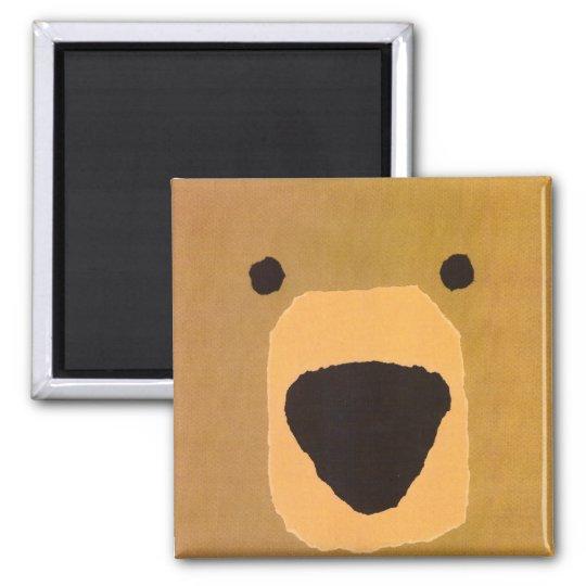 """""""Bear"""" magnet"""