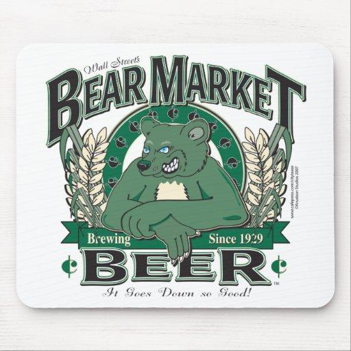 Bear-Market-CNBC-LARGE Mousepad