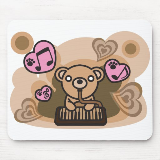 Bear_Method Mouse Pad