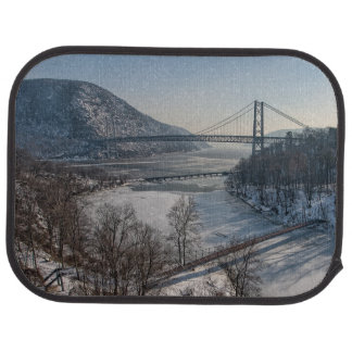 Bear Mountain Bridge Car Mat