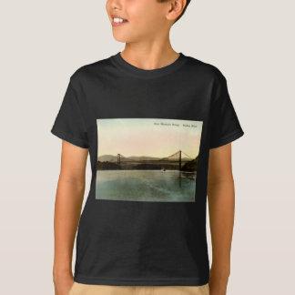Bear Mountain Bridge, Hudson River NY Vintage 1927 T-Shirt
