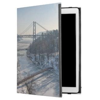 """Bear Mountain Bridge iPad Pro 12.9"""" Case"""