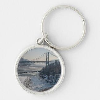Bear Mountain Bridge Key Ring