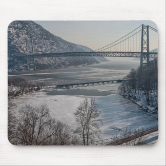Bear Mountain Bridge Mouse Mat