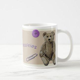 """Bear Necessities"" Teddy Mug"