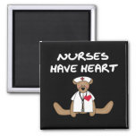 Bear Nurses Have Heart T-shirts and Gifts