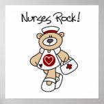 Bear Nurses Rock T-shirts and Gifts