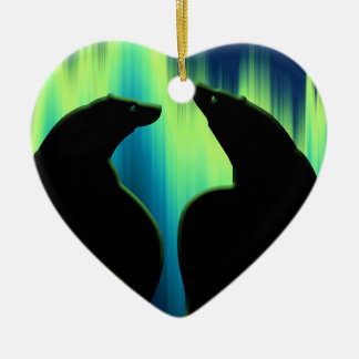 Bear Ornament Personalized Bear  Love Decoration