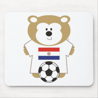 BEAR PARAGUAY MOUSE PAD