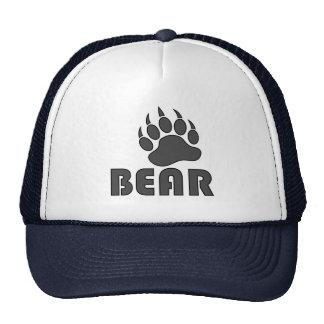 Bear Paw Gay Bear Cap