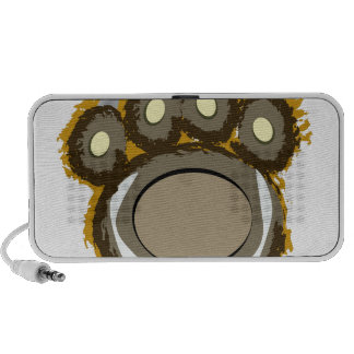 Bear Paw Mini Speaker