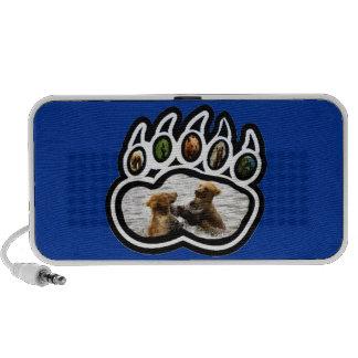 Bear Paw Speakers