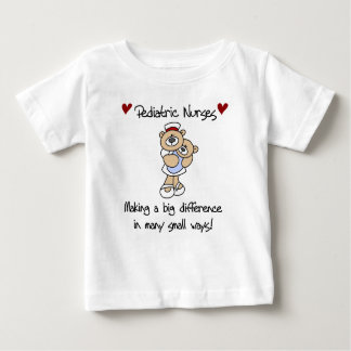 Bear Pediatric Nurses T-shirts and Gifts