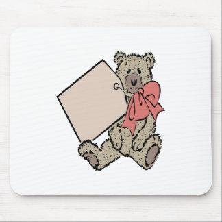 Bear Present Mousepad