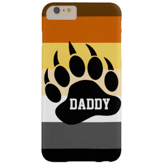 Bear Pride Barely There iPhone 6 Plus Case
