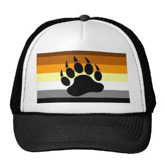 Bear Pride Paw Cap