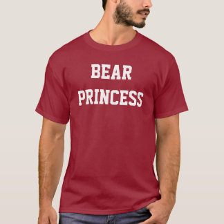 Bear Princess T-Shirt