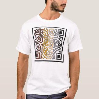 Bear QR Code T-Shirt