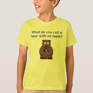 Bear Riddle T-shirt