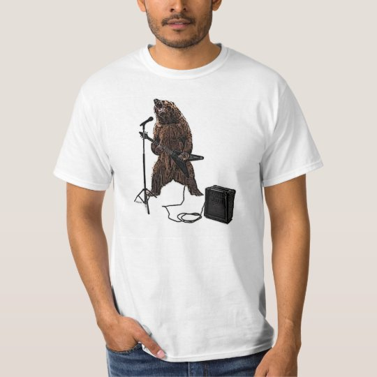 Bear Rock T-Shirt