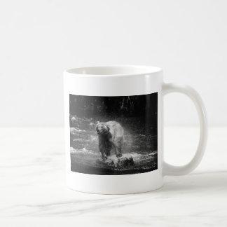 Bear Shaking Coffee Mug