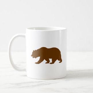 Bear Shape Coffee Mug