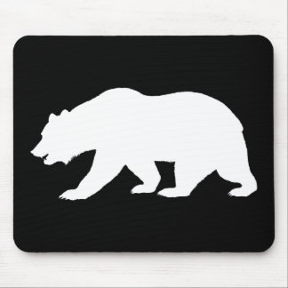 Bear Shape Mouse Mat