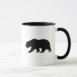 Bear Shape Mug