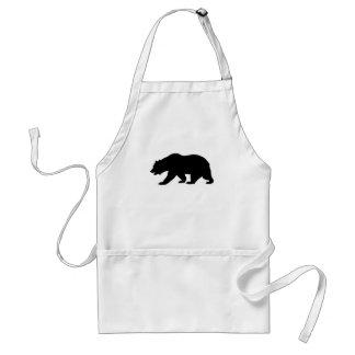 Bear Shape Standard Apron