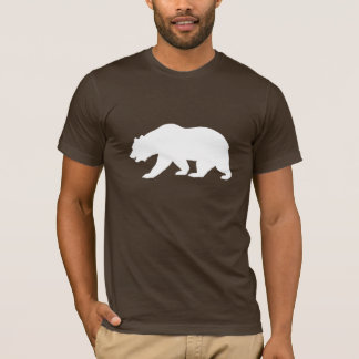 Bear Shape T-Shirt