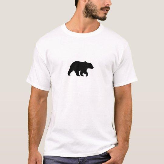 Bear Silhouette T-Shirt