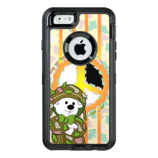 BEAR SOLDIER Apple iPhone 6/6s   OtterBox Defender