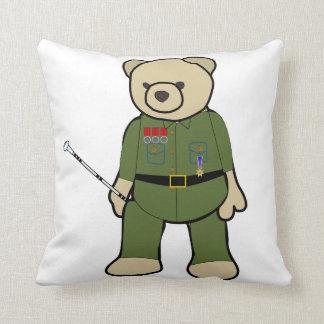 Bear Soldier Cushion