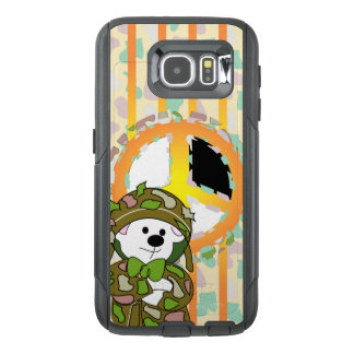 BEAR SOLDIER Samsung Galaxy S6