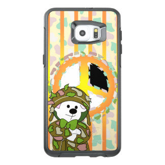 BEAR SOLDIER Samsung Galaxy S6 Edge Plus