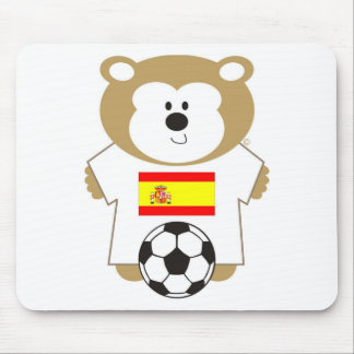 BEAR SPAIN MOUSE PADS