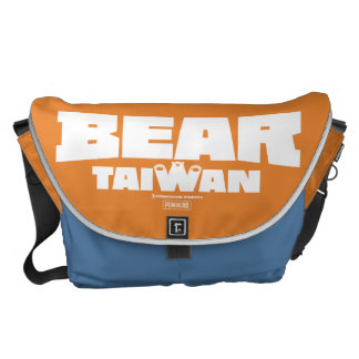 BEAR Taiwan Bag Courier Bag
