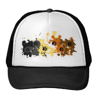 bear tracks cap