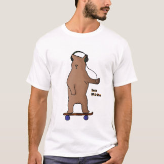 Bear with me - Board Animals T-Shirt