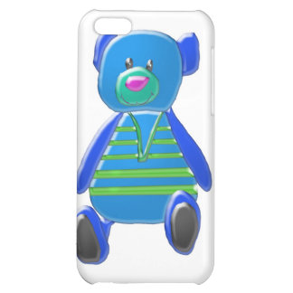 BEAR WITH SWEATER VEST iPHONE CASE iPhone 5C Cases